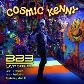 Cosmic Kenny (Feat. Madi Di)